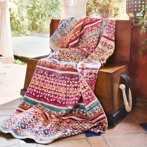 Ibena Bali Summer Blanket