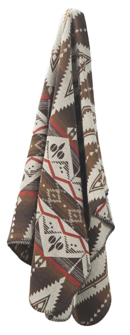 Pecos Trail Blanket Throw