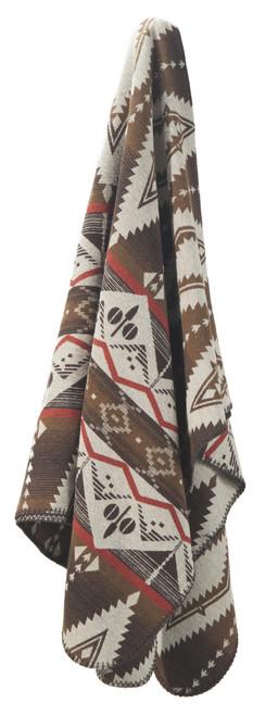 Pecos Trail Blanket Throw