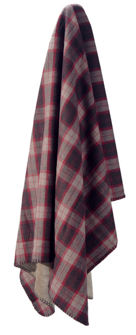 Carstens Finlay Plaid Throw