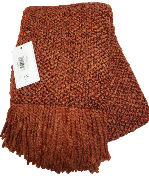 Campbell Pumpkin Spice Throw