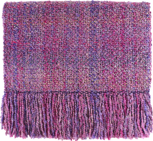 Kennebunk Home Campbell Berry Acrylic Throw