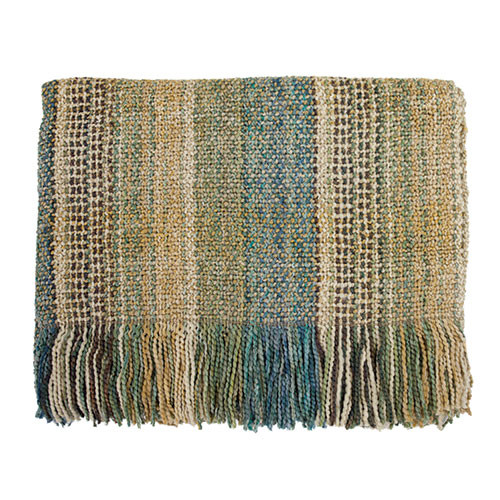 Kennebunk Home Dover Patina Throw Blanket