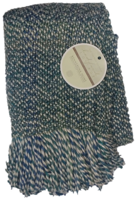 Spinnaker Throw - Azure