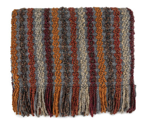 Kennebunk Home Winslow Spice Throw Blanket