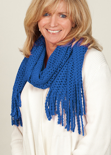 Lacey Scarf Nautical