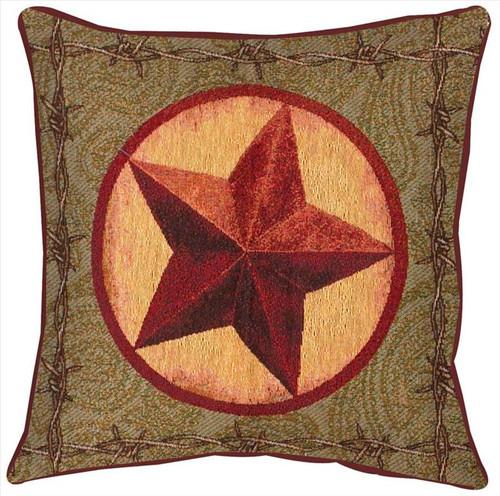 Western Star Pillow