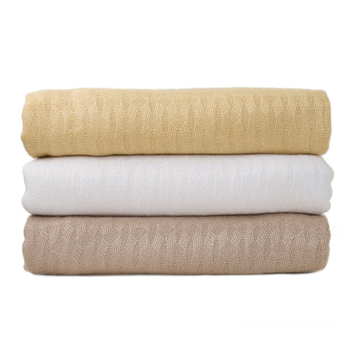 BedVoyage Luxury 100 Percent Rayon from Bamboo Bed Blanket