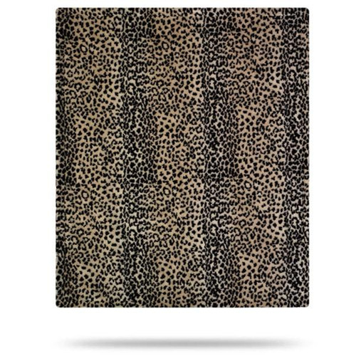 Leopard #819 Baby Blanket by Denali