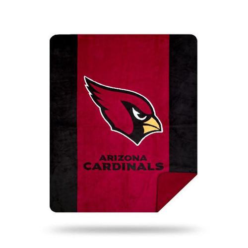 Arizona Cardinals Microplush Blanket