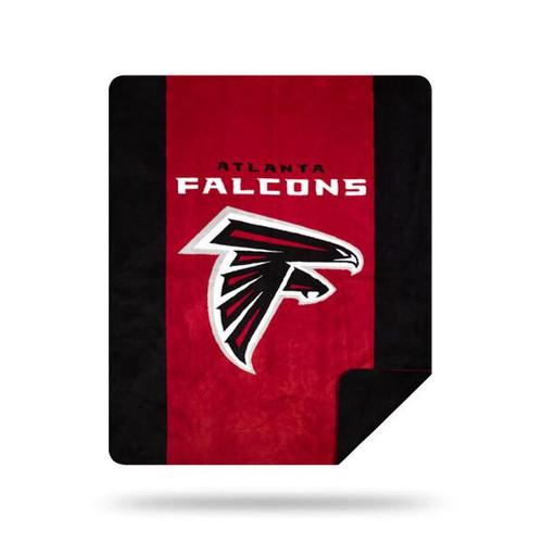 Atlanta Falcons Microplush Blanket by Denali