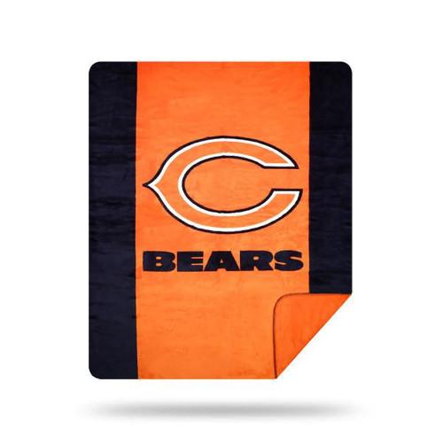 Chicago Bears Microplush Blanket by Denali