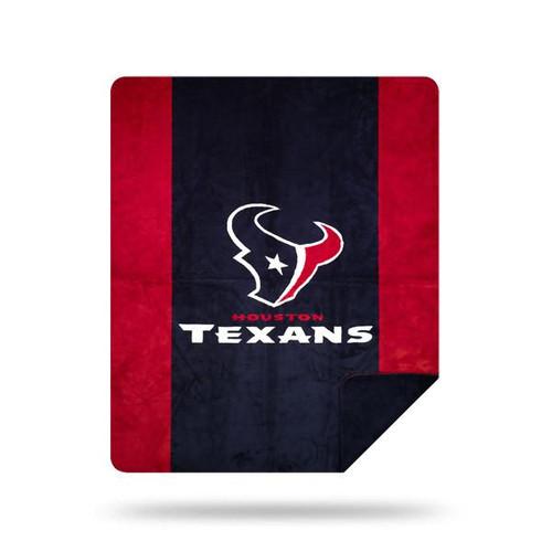 Houston Texans Microplush Blanket by Denali