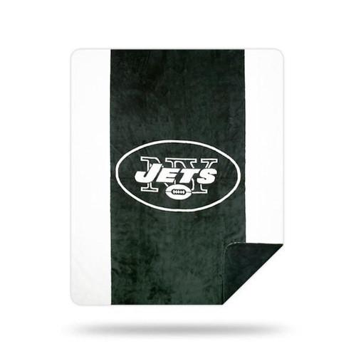 New York Jets Microplush Blanket by Denali