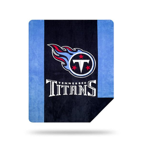 Tennessee Titans Microplush Blanket by Denali