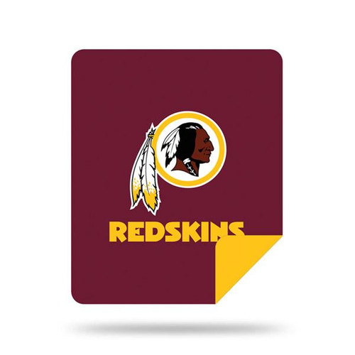Washington Redskins Microplush Blanket by Denali