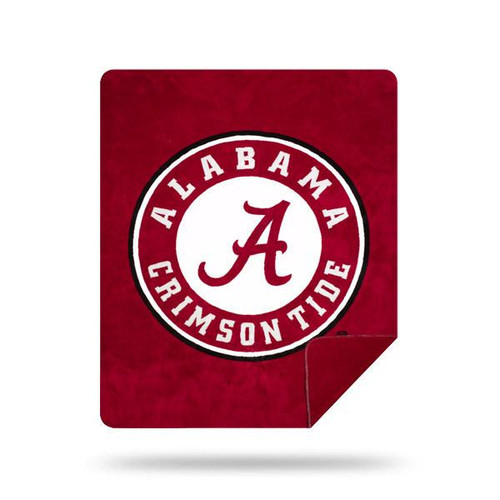 Alabama Crimson Tide Microplush Blanket by Denali