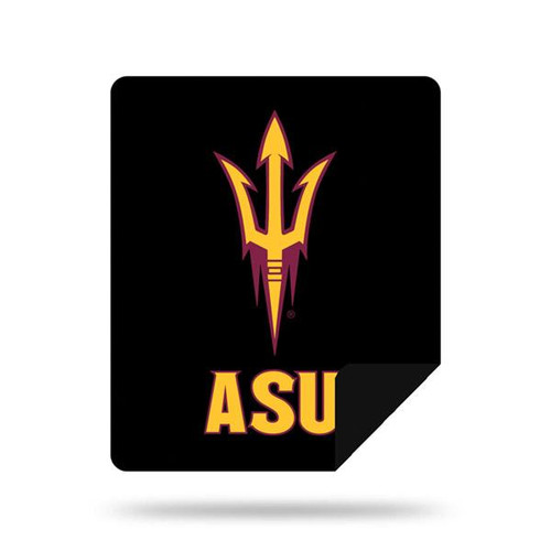 Arizona State Sun Devils Microplush Blanket by Denali