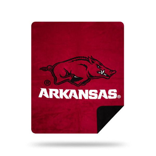 Arkansas Razorbacks Microplush Blanket by Denali