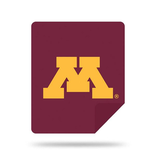 Minnesota Golden Gophers Microplush Blanket by Denali