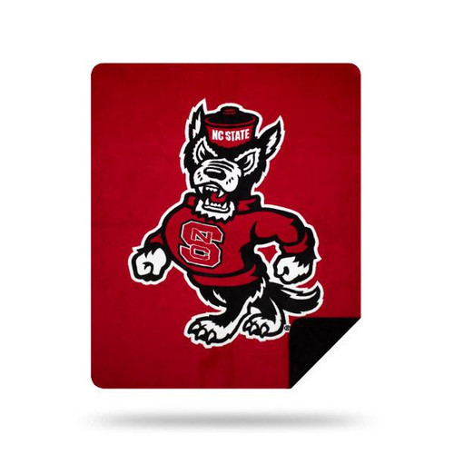North Carolina State Wolfpack Microplush Blanket by Denali
