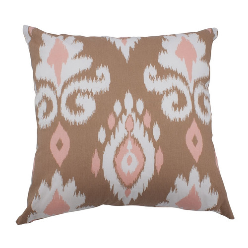 Bethany Ikat Pillow with Insert