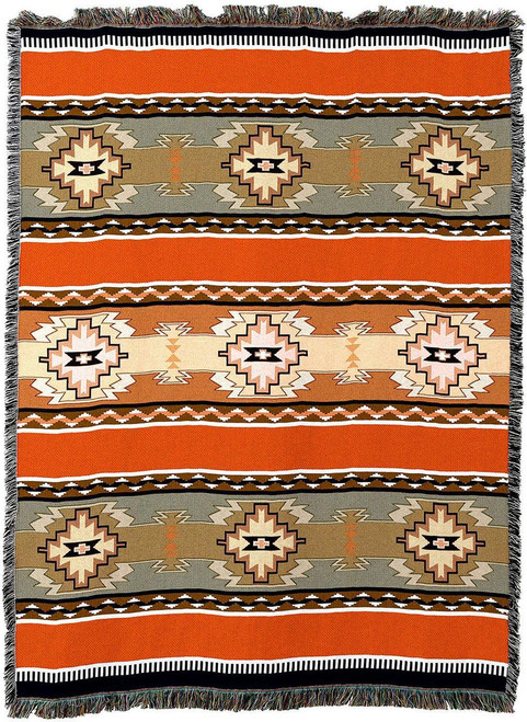 Pure Country Rimrock Tapestry Throw Blanket