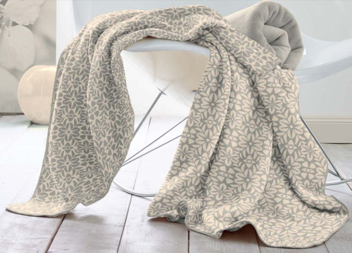 Biederlack Snowy Winter Blanket