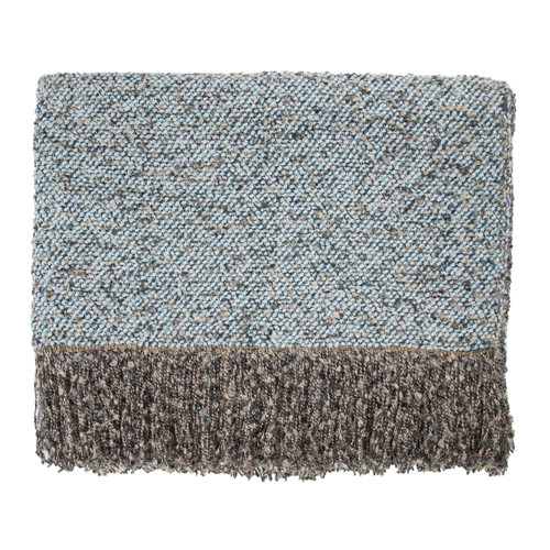 Kennebunk Home Filigree Sky Throw Blanket