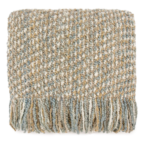 Kennebunk Home Mesa Driftwood Throw Blanket