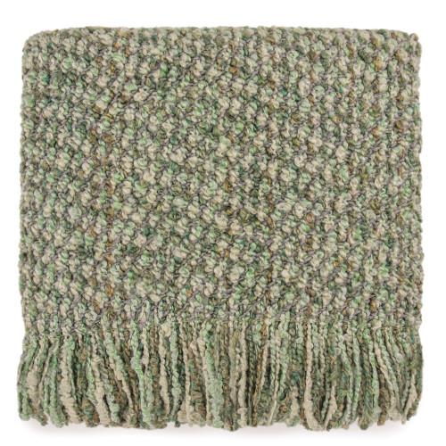 Kennebunk Home Mesa Pistachio throw blanket