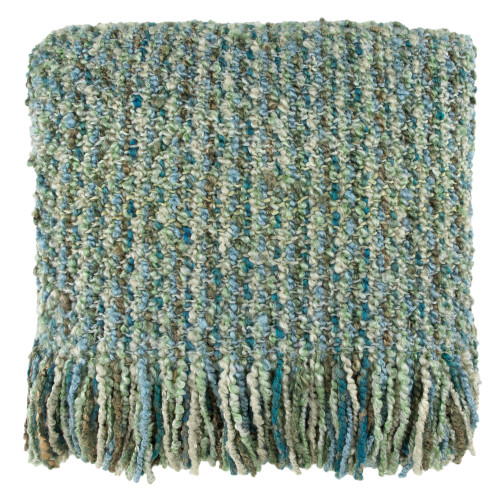 Kennebunk Home Mesa Throw Blanket in Surf