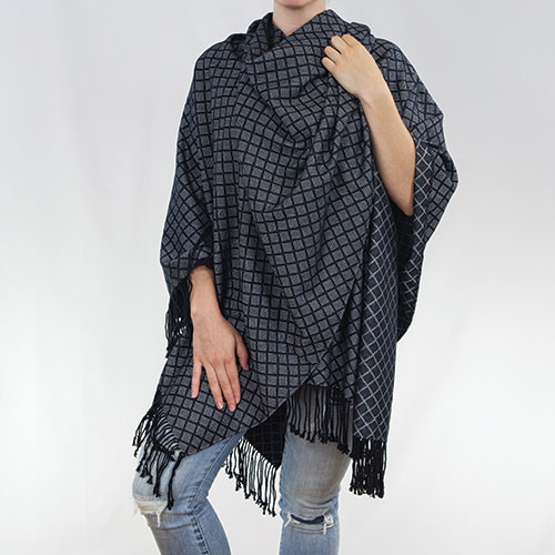 Kennebunk Home Pacifica Wrap in Black