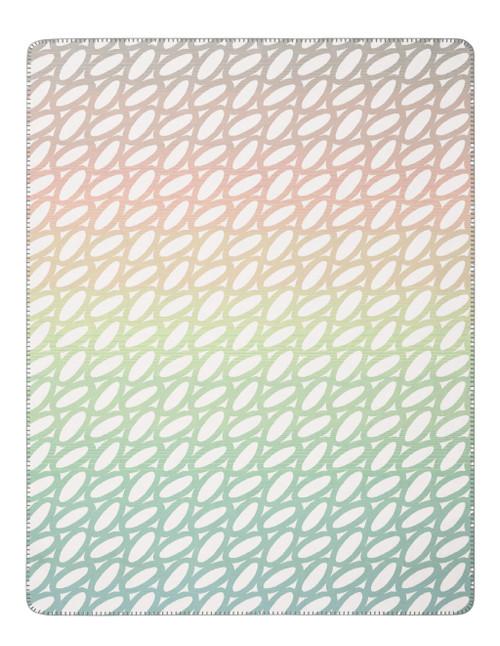 Biederlack Loop Pastel Blanket