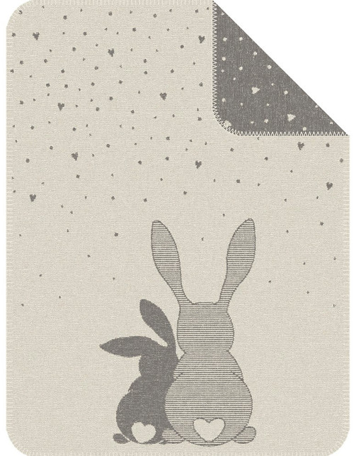 Ibena Baby Bunny Blanket