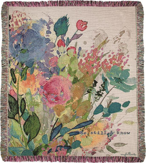 Extravagant Love Tapestry Throw