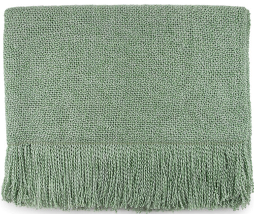 Kennebunk Home Serene Throw - Moss