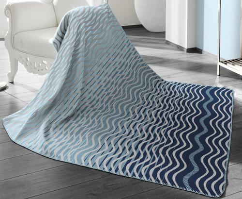 Biederlack Wave Blanket