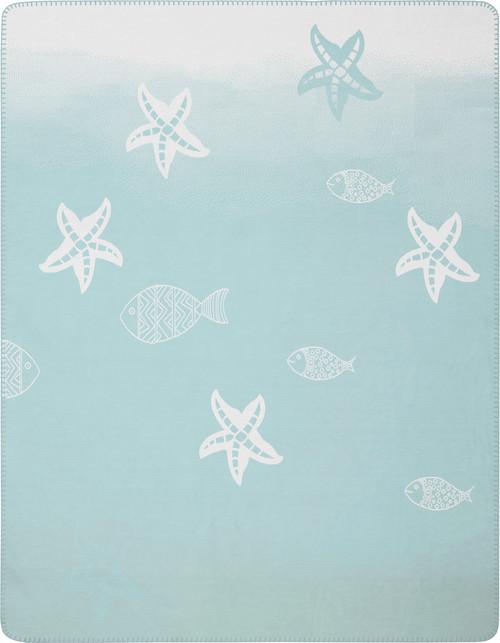 Biederlack Starfish Blanket