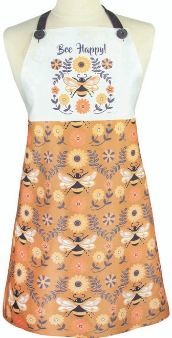 Honey And Hive Bee Apron