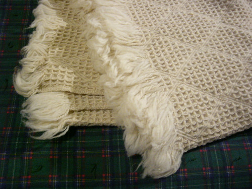 Lebarca Cloud 100 Percent Organic Wool Blanket