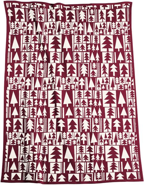 Biederlack Trees Blanket
