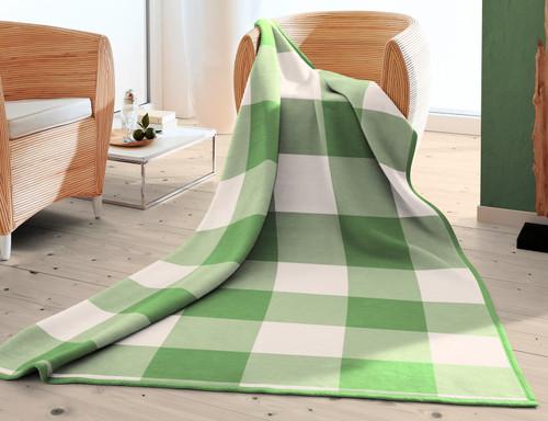 Biederlack Wiesnfeld Cotton Blanket