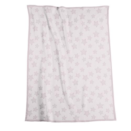 Biederlack Sterne Lotus Blanket