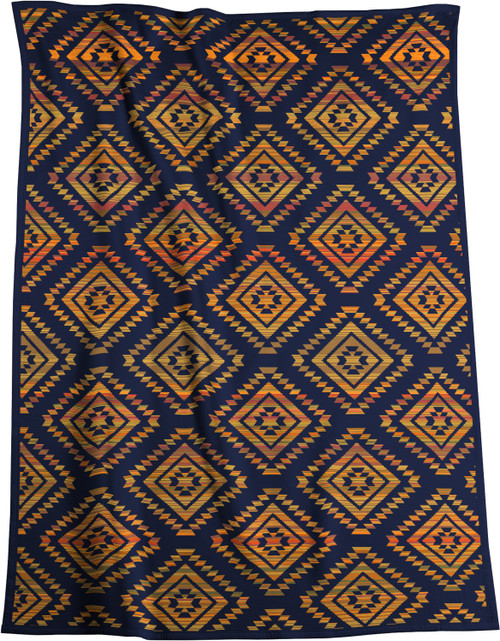Biederlack Ethno Shade Blanket
