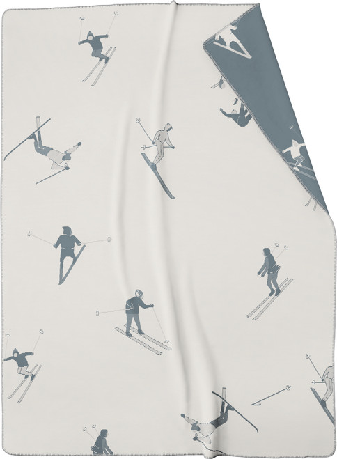 Freestyle Skiing Blanket