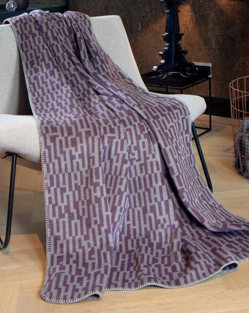 Biederlack Abstract Blanket