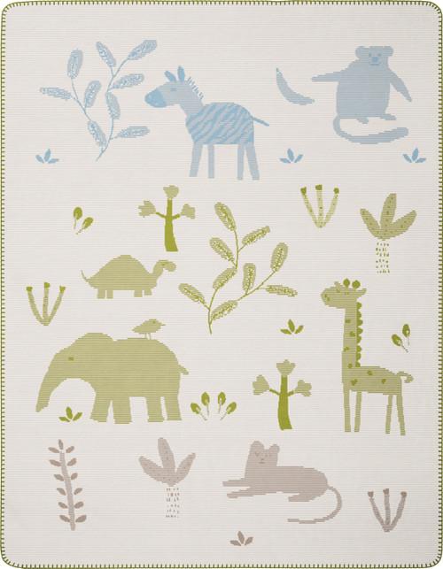 Biederlack Kids Safari Blanket