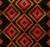 Red Diamond/Chocolate #210 60x70 Inch Throw Blanket