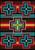 "Bounty/Bright 4x5 Rug by American Dakota (3'10 x 5'4"")"
